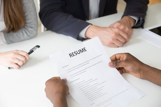 Get CVs & Resume Right to Get the Job [Infographic]
