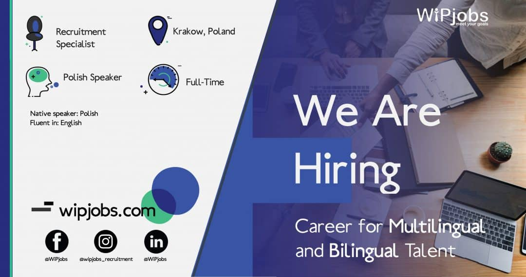 Recruitment Specialist POLISH Speaker