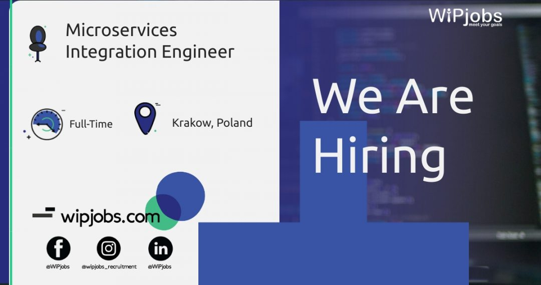 Microservices Integration Engineer